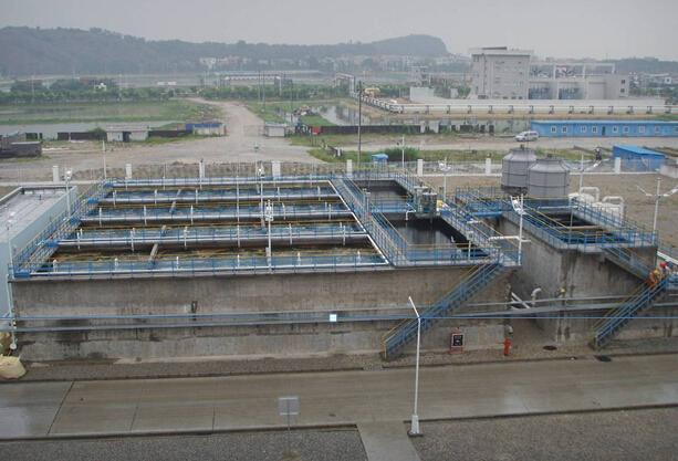 OWT8007 用于低溫狀態下提高污水處理系統的效率