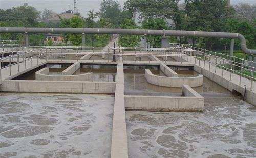 OWT8003 用于污水處理系統降低總氮(TN), 去除污水中硫化氫等引起的臭味