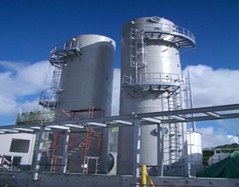 OWT8011 用于煤化工行业废水处理系统降解COD